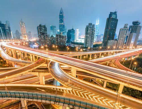 新技术正在颠覆中国汽车行业