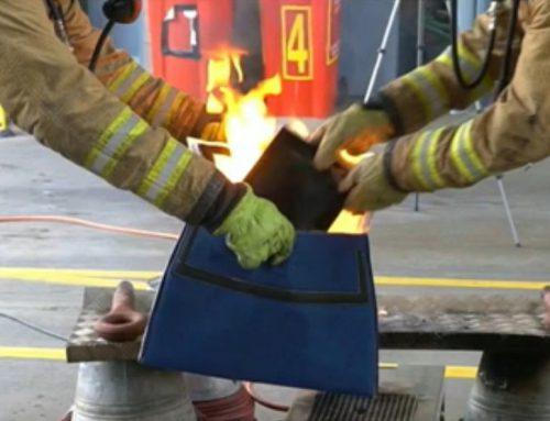 机上防火神器——PED防火袋